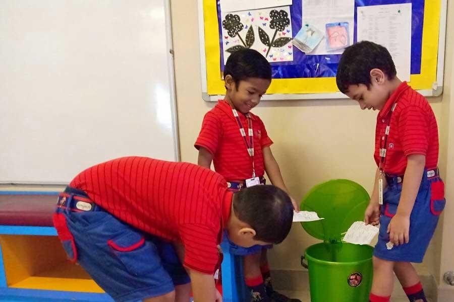 SAI Angan - Developing Good Habits — Sai Angan