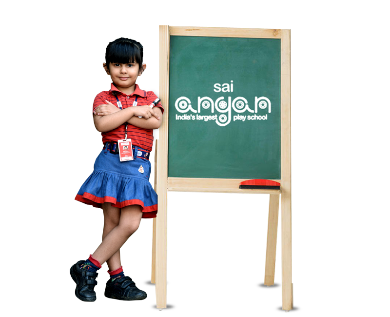 best nursery school in Bhubaneswar, Odisha - SAI Angan