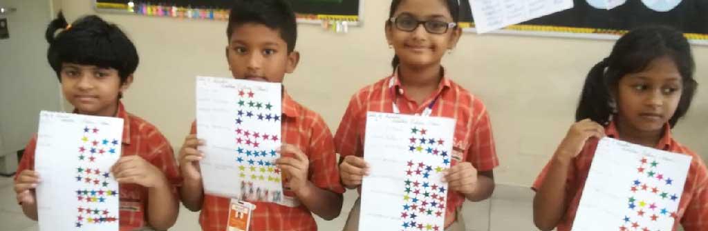 Learning Mathematics with fun - Sai Angan